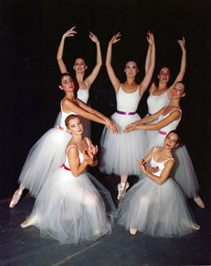 ballet classes in Boston, Massachusetts with Boston Chamber Ballet